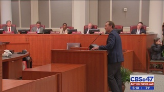 Jacksonville City Council passes Mayor Curry