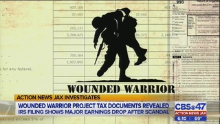 Wounded Warrior Project tax documents revealed