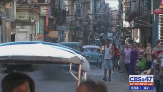 Jacksonville businessmen meet with Cuban officials in Havana