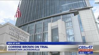 Corrine Brown Trial: Steve Pajcic testimony