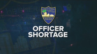 Jacksonville sheriff: 167 officers needed to get to full staffing