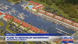 Plans to redevelop waterfront