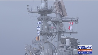 Naval Station Mayport readies for hurricane preparedness exercises