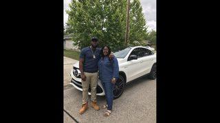Jacksonville Jaguars first round pick Leonard Fournette buys mom Mercedes