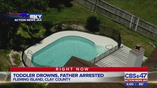 Fleming Island man accused of manslaughter after boy drowns in pool