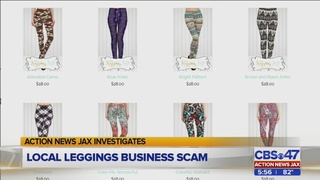 Yulee moms say they were scammed by online leggings company