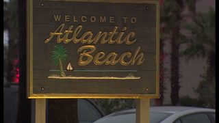 2 homes hit by bullets in Atlantic Beach