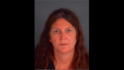 Fridae Patricia Weldon, 43, was arrested on a charge of lewd or lascivious conduct, according to a Clay County Sheriff's Office arrest report.