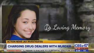 Charging drug dealers with murder