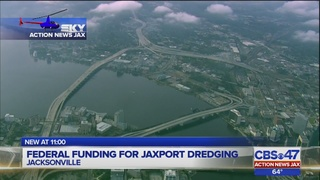 Federal funding for JAXPORT deepening: