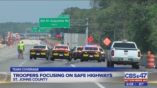 Troopers focusing on safe highways