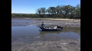 Photos: Boaters stuck in the mud across Northeast Florida