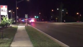 4 hurt after 2 crashes on Lane Avenue in Jacksonville