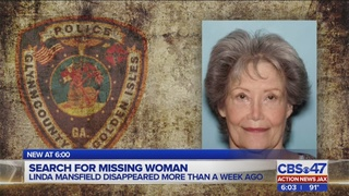 Search for missing Glynn County woman