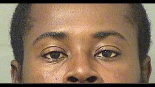 Florida man accused of masturbating outside a bank