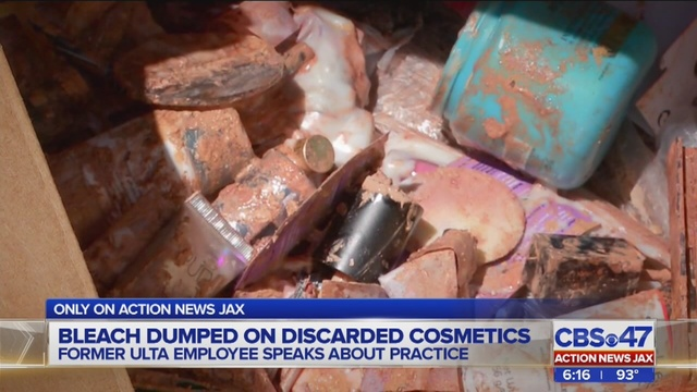 Former ULTA employee says woman in viral photos works at