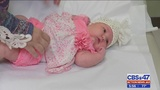 13.5 lb baby born to Orange Park family