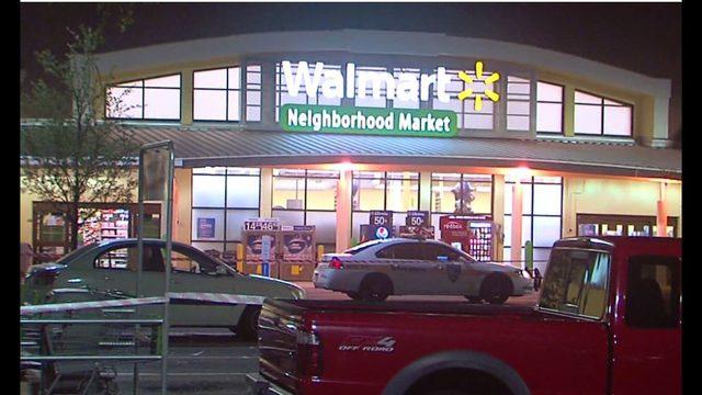 Jacksonville Walmart Shooting 62 Year Old Shot Twice