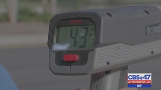 City of Atlantic Beach fights to lower speed on Mayport Road