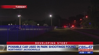 Jacksonville park shootings: Officers seek information about Buick LeSabre