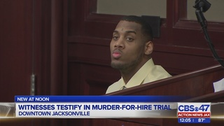 Murder for hire trial
