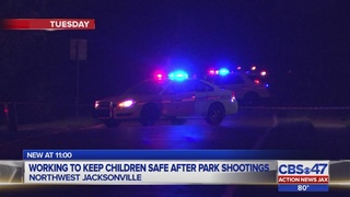 Working to keep children safe after park shootings