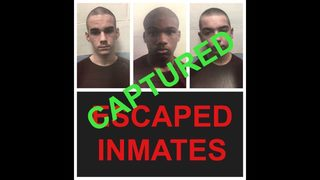Teen escapees arrested in Jacksonville