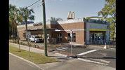 McDonald's on Davis Street (Google Maps)