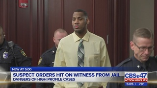 Jailhouse recordings played in trial of Jacksonville man accused of…