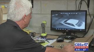 Jacksonville car wash burglarized 3 times in one week