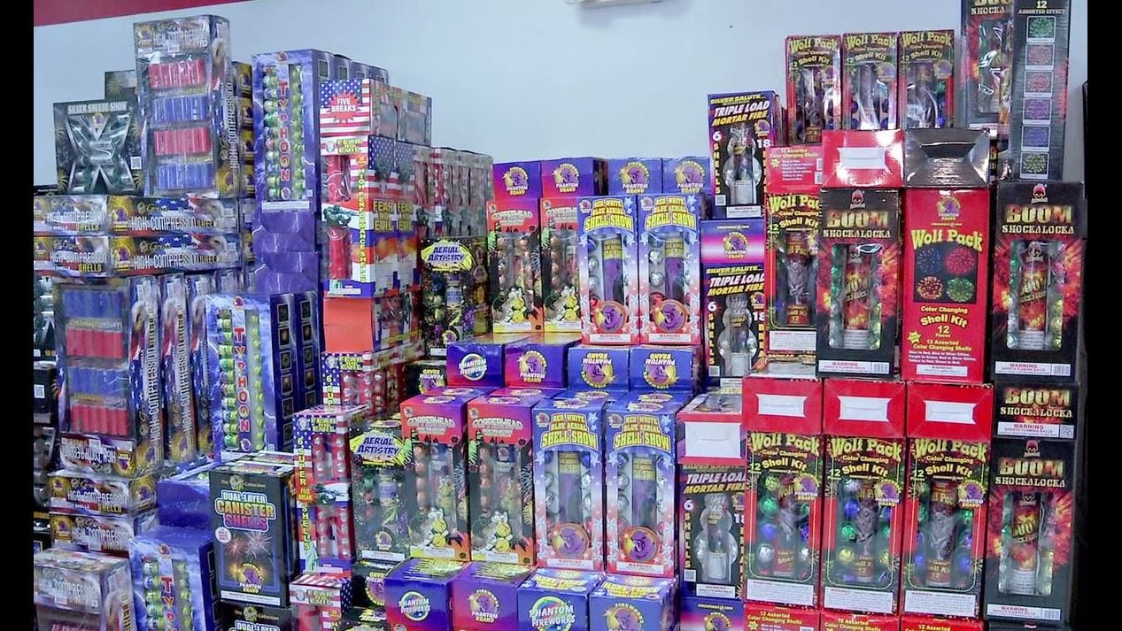 Fireworks in Florida: What's legal, what's not | WJAX-TV