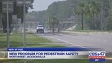 New program for pedestrian safety