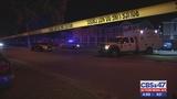 Suspect in Brunswick police shooting dies