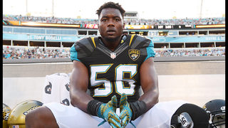 Jaguars suspend Dante Fowler for Week 1 against New York Giants