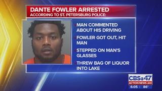 Jacksonville Jaguars DE Dante Fowler arrested in St. Petersburg