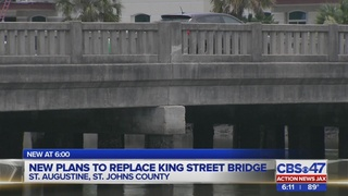 FDOT looking into replacing King Street bridge in St. Augustine