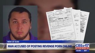 Man accused of posting revenge porn online