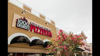 1000 Degrees Neapolitan Pizza set to open in August in Fernandina Beach