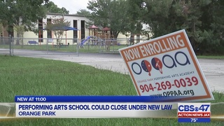 Performing arts school could close under new law
