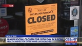 Jaxon Social to remain closed after more live roaches found
