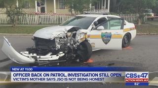 Jacksonville officer involved in fatal 2016 shooting back on patrol,…