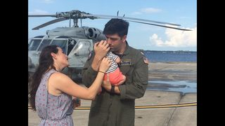 Photos: Homecoming for military families as Spartans of HSM 70 return to NAS Jax