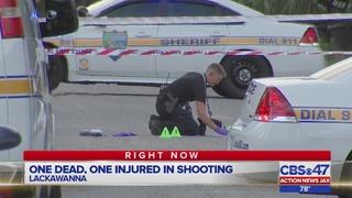 Jacksonville police looking for black Buick sedan; 1 dead, 1 injured