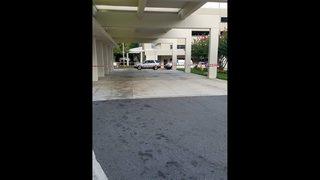 Jacksonville shooting victim drives himself to hospital in bullet-riddled car