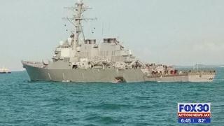 Jacksonville Navy expert says crash could