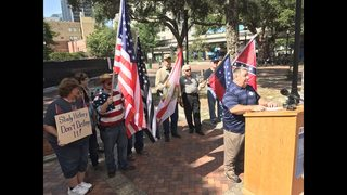 Jacksonville Confederate statue debate: Group wants to protect monuments