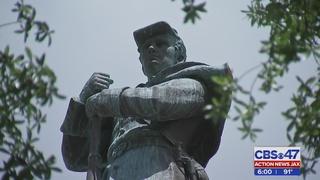 Debate over public confederate monuments