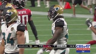 Jaguars win final preseason game vs. Falcons