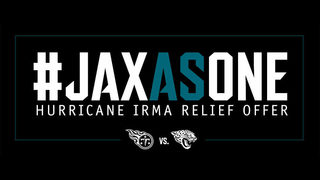Hurricane Irma: Jacksonville Jaguars donate $1M to relief efforts, game…