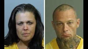 Florida man, woman arrested for stealing downed power lines